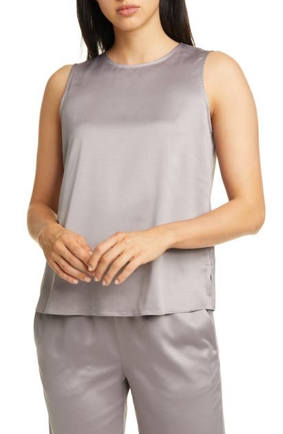 Eileen Fisher Tops RECYCLED POLYESTER TANK