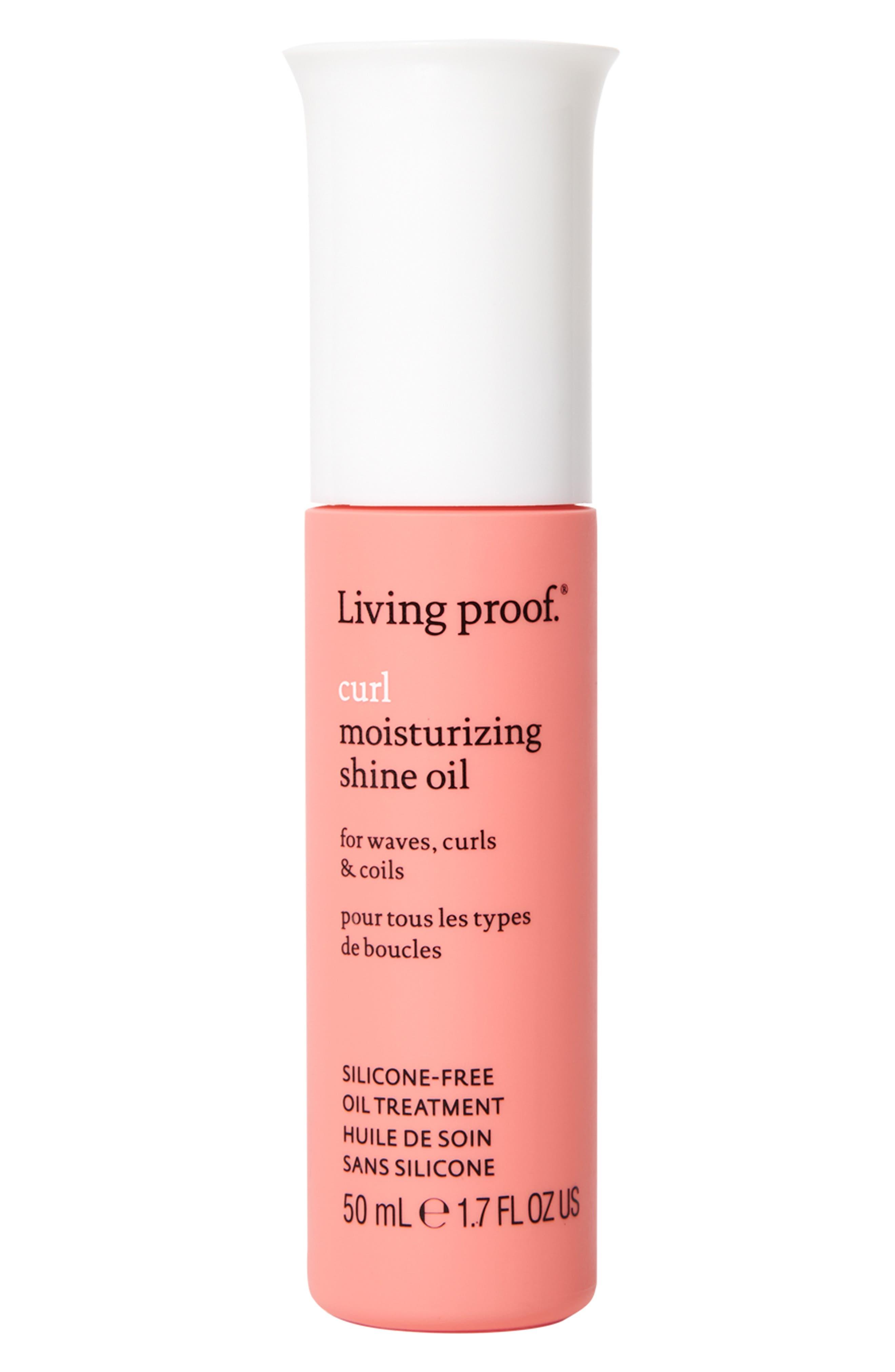 Living Proof Curl Moisturizing Shine Oil