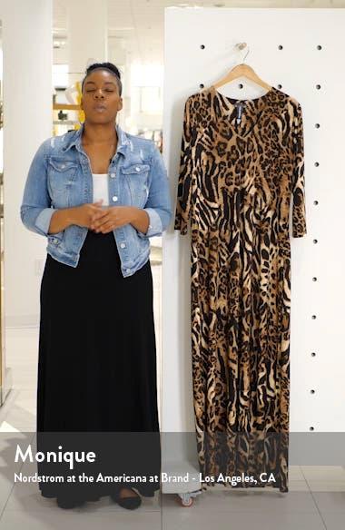 Cairo Maxi Dress, sales video thumbnail