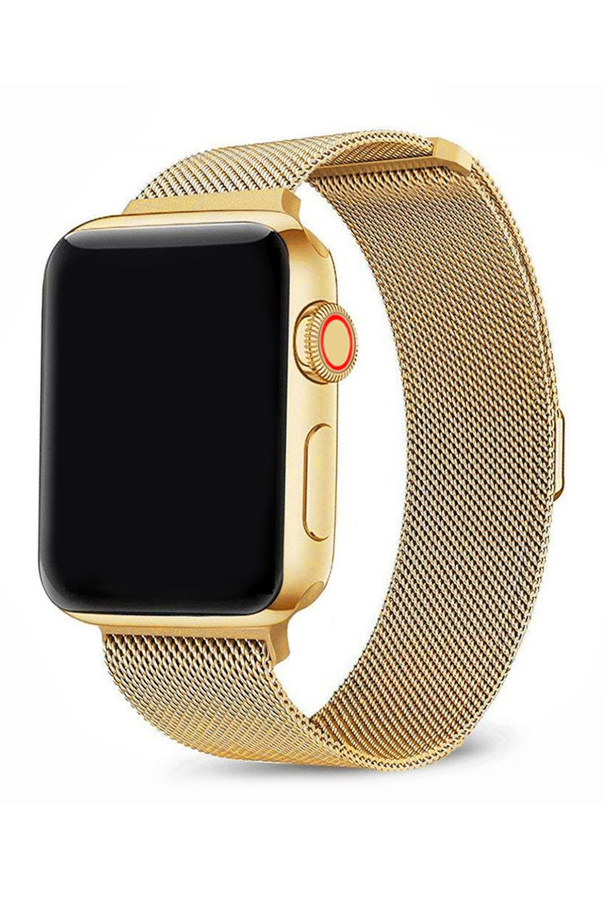 Image of POSH TECH Stainless Steel Band for Apple Watch Series 1, 2, 3, 4, 5 - 42mm/44mm