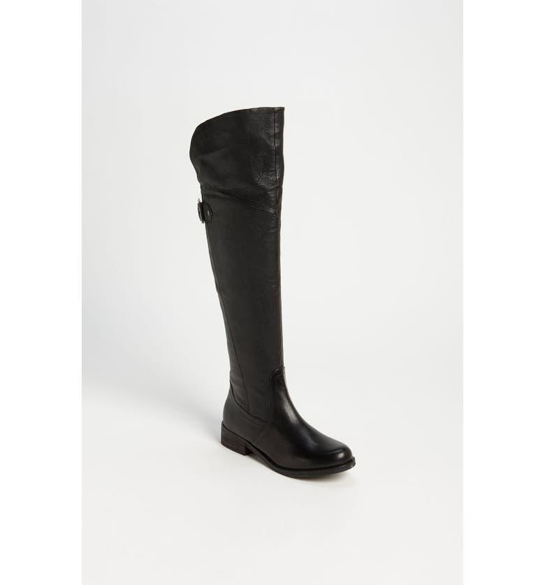 STEVE MADDEN 'OTK' Over the Knee Boot, Main, color, 001