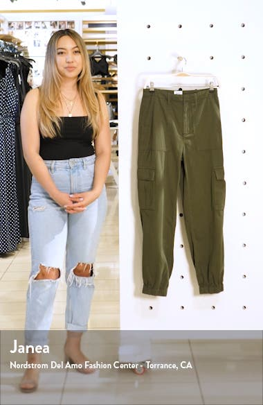 Twill Cargo Trousers, sales video thumbnail