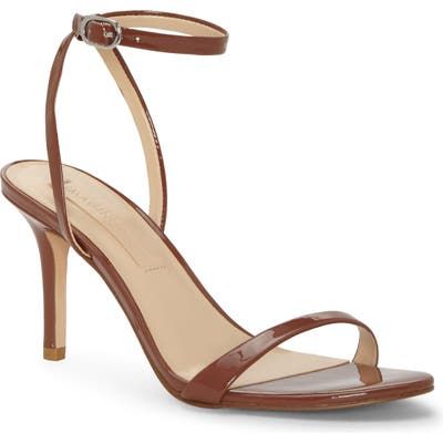 Imagine By Vince Camuto Rayan Ankle Strap Sandal, Brown