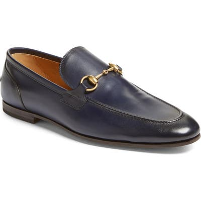 Gucci Jordaan Bit Loafer