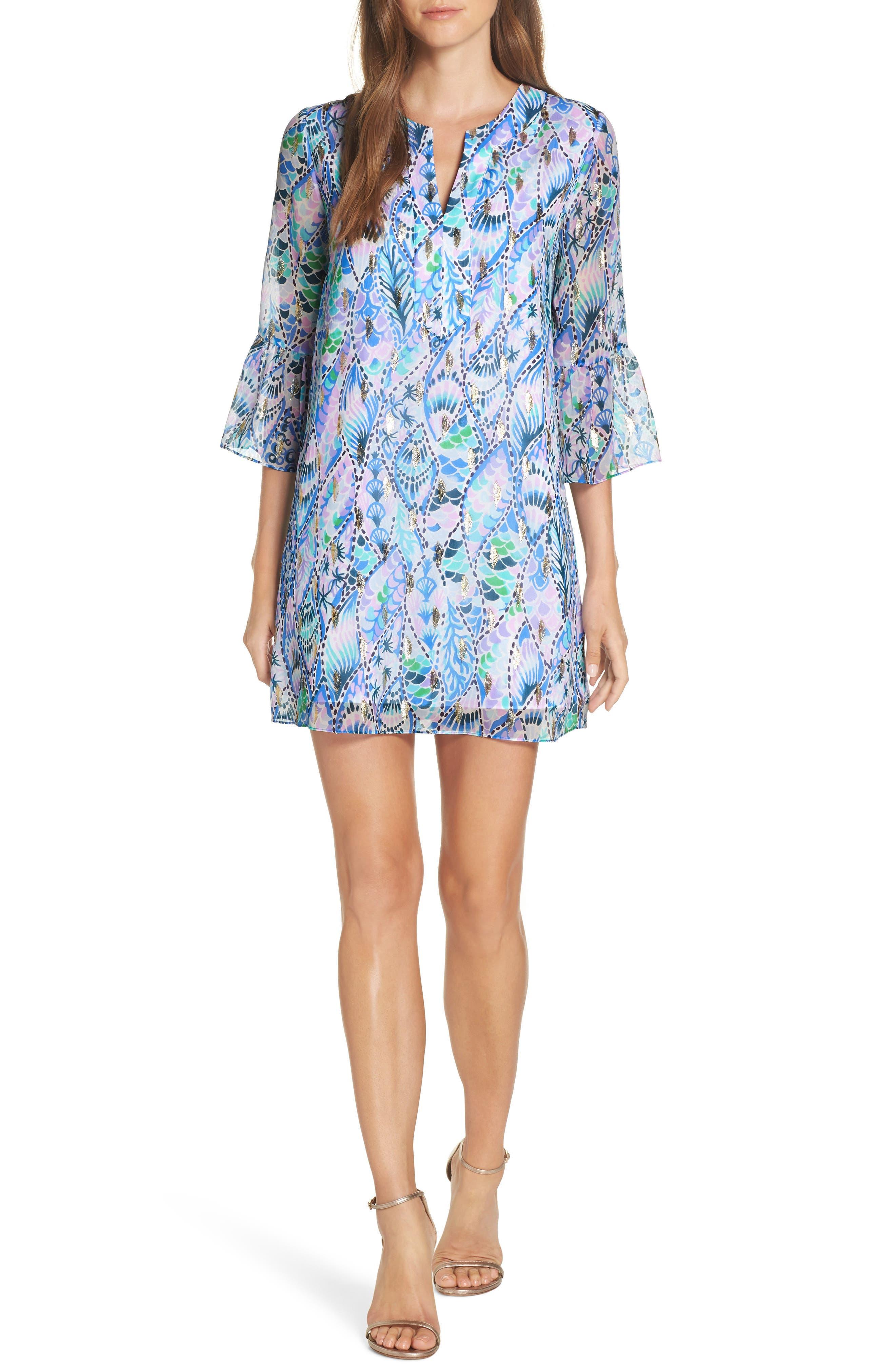 Lilly Pulitzer Elenora Silk Dress