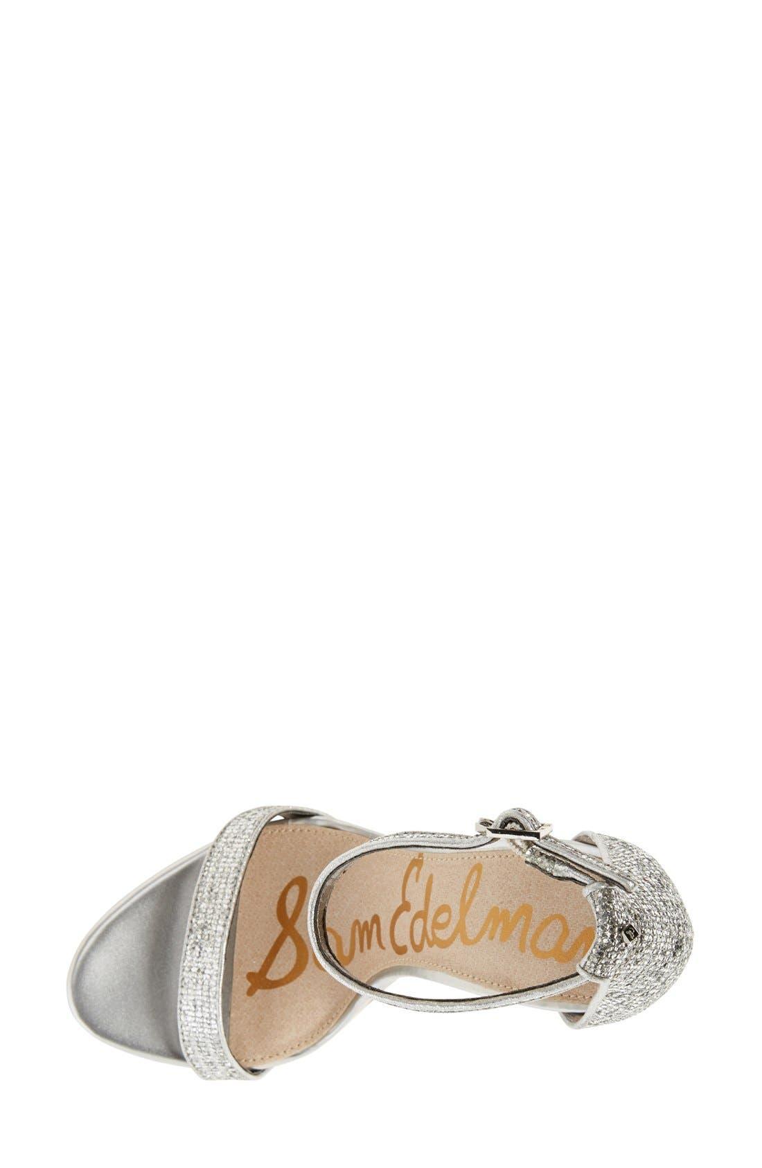 ,                             'Eleanor' Ankle Strap Sandal,                             Alternate thumbnail 69, color,                             041