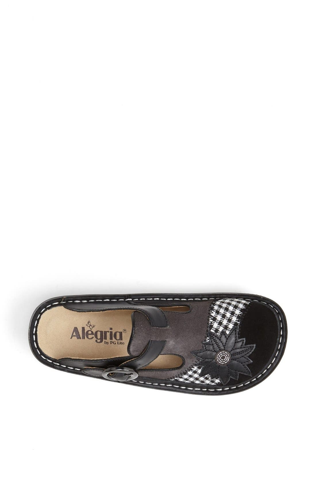 ,                             'Classic' Clog,                             Alternate thumbnail 2, color,                             LASER TAG LEATHER