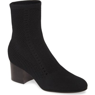 Eileen Fisher Perfect Pairs Choice Knit Boot, Black