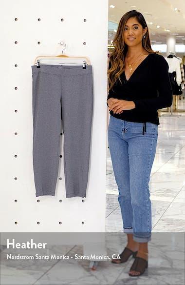 Zip Hem Slim Ankle Pants, sales video thumbnail