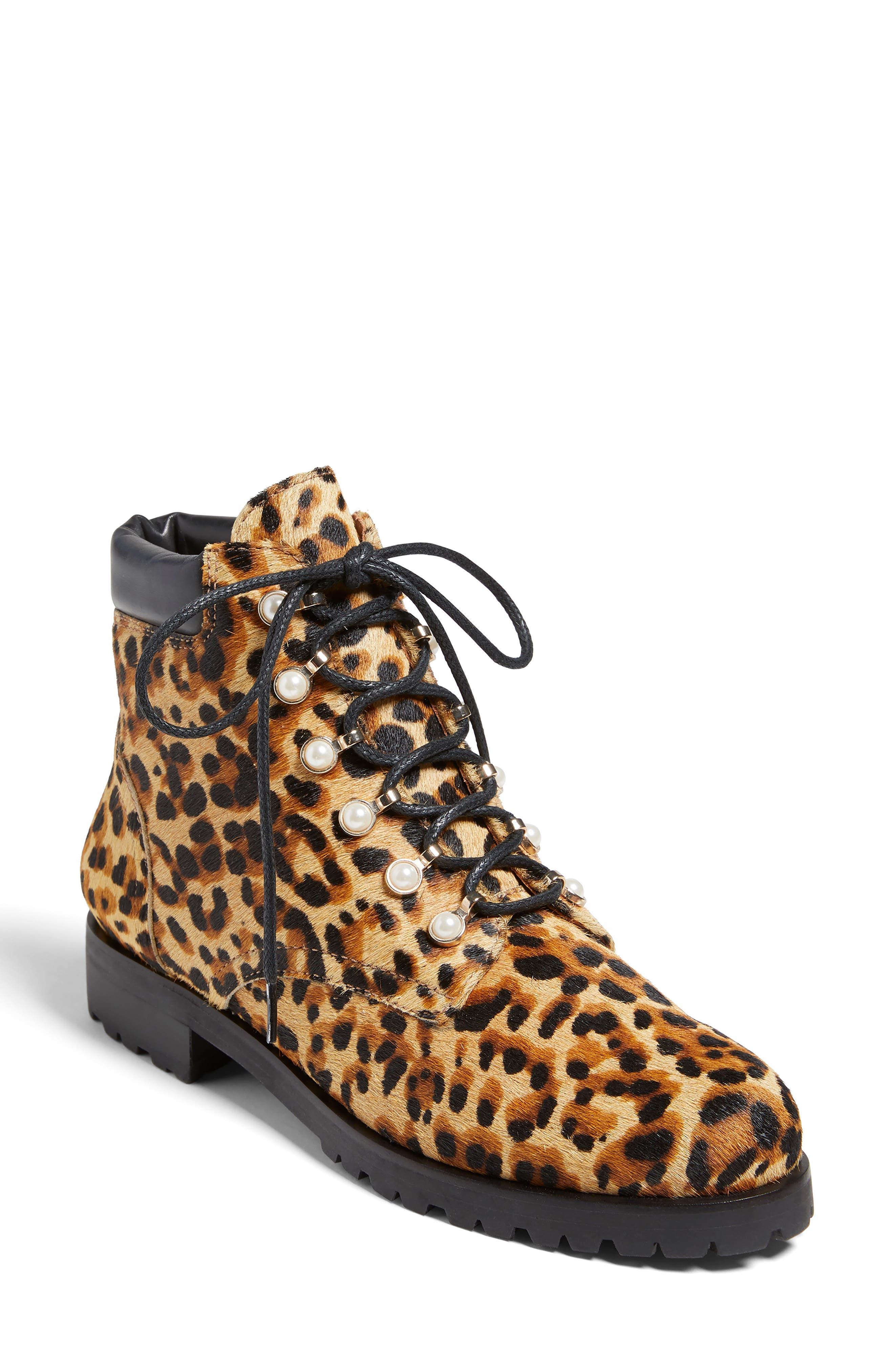 Peyton Lace-Up Boot