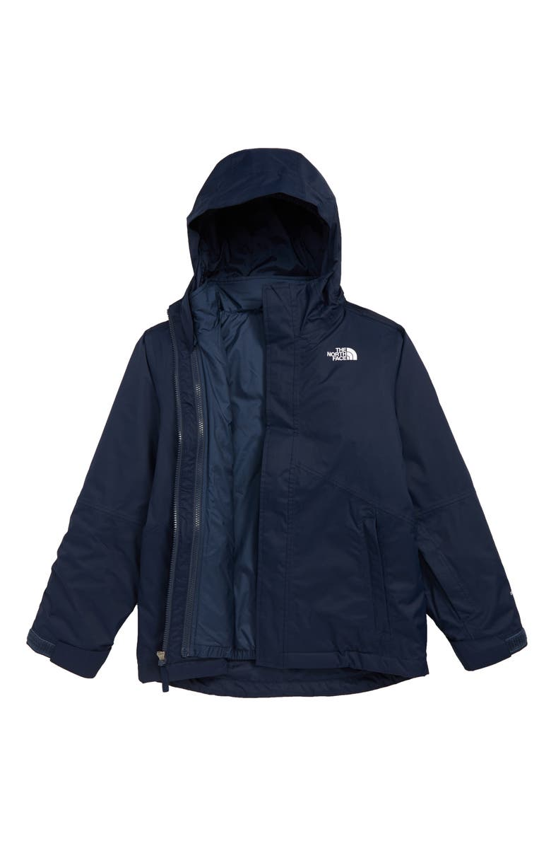 THE NORTH FACE Boundary TriClimate<sup>®</sup> 3-in-1 Jacket, Main, color, COSMIC BLUE/ COSMIC BLUE