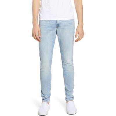 Frame Jagger True Skinny Jeans, Blue