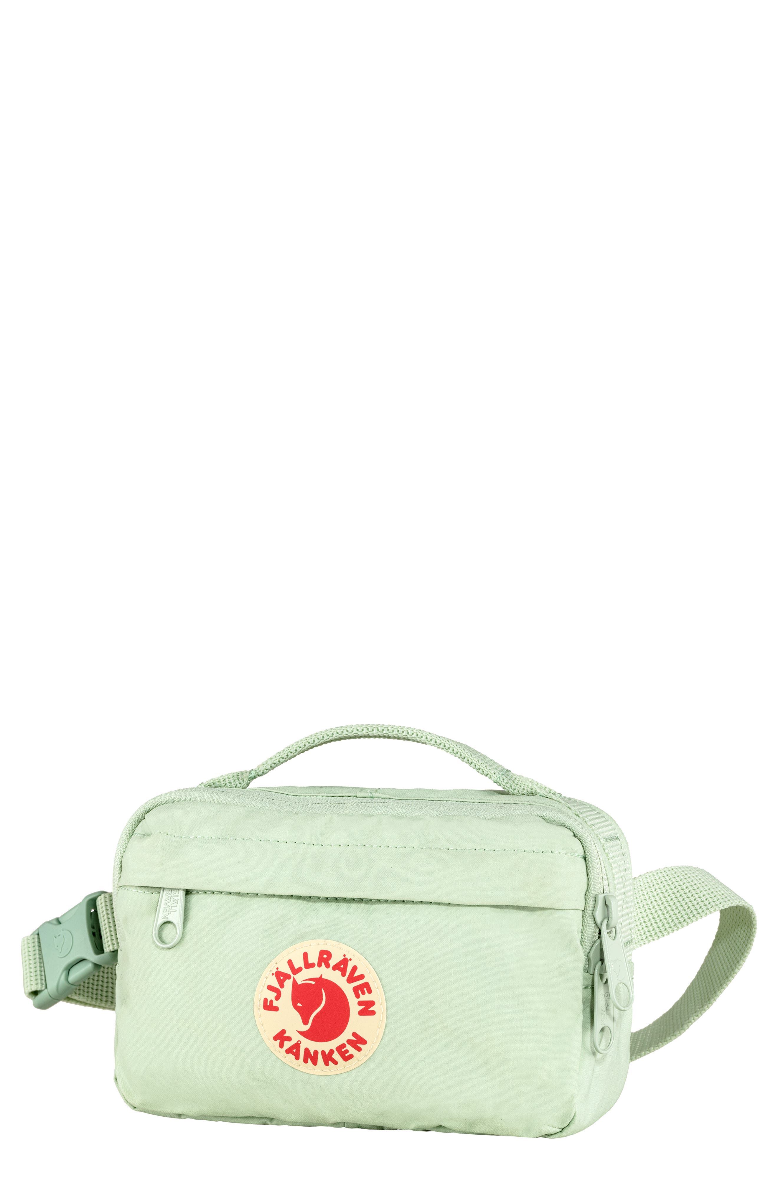 Fjallraven Kanken Water Resistant Belt Bag - Green