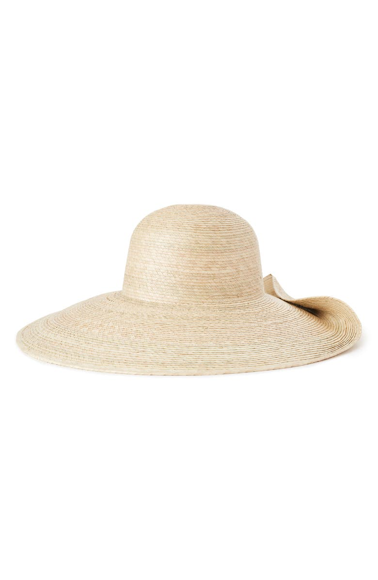 BRIXTON Hailey Wide Brim Hat, Main, color, 100