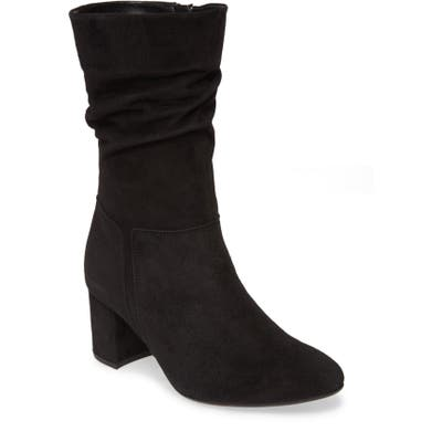 Gabor Block Heel Boot- Black