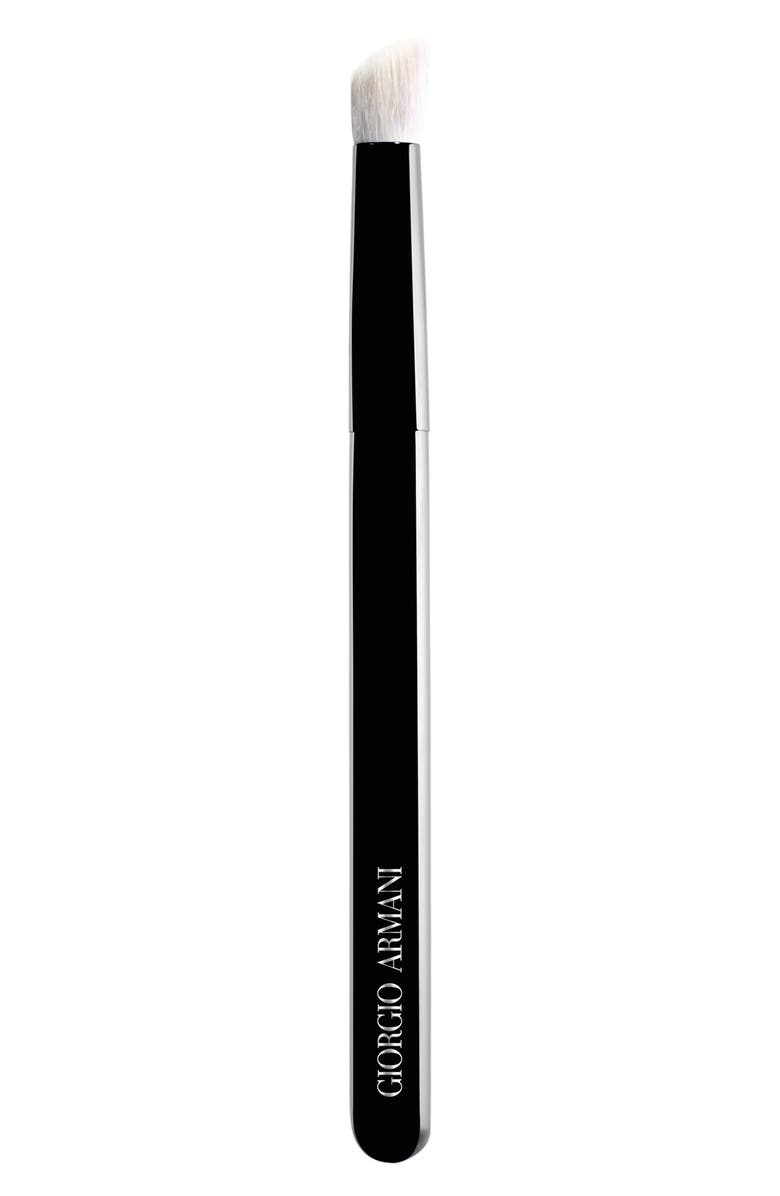 GIORGIO ARMANI Maestro Angled Eye Brush, Main, color, NO COLOR