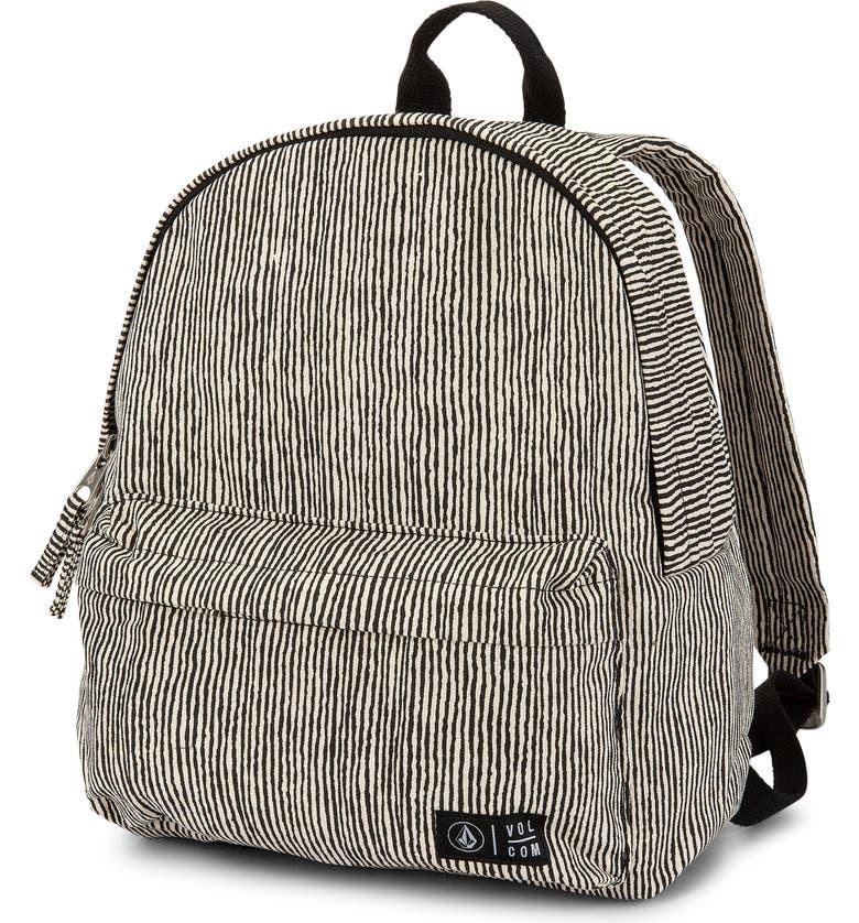 VOLCOM Volstone Mini Backpack, Main, color, 001