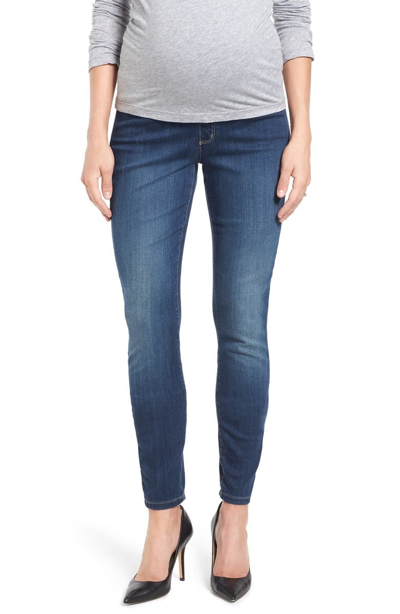 d88c7935daa44 NYDJ 'Ami' Stretch Skinny Maternity Jeans (Big Sur) (Online Only ...