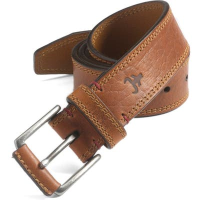 Trask Gallatin Leather Belt