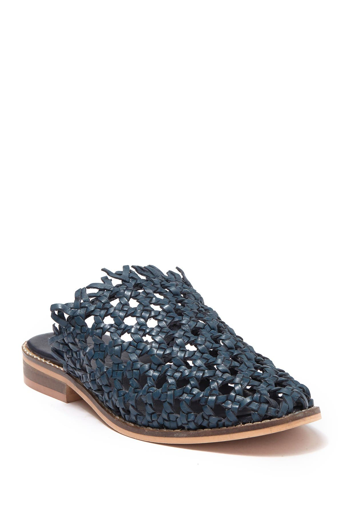 Image of Free People Mirage Woven Mule