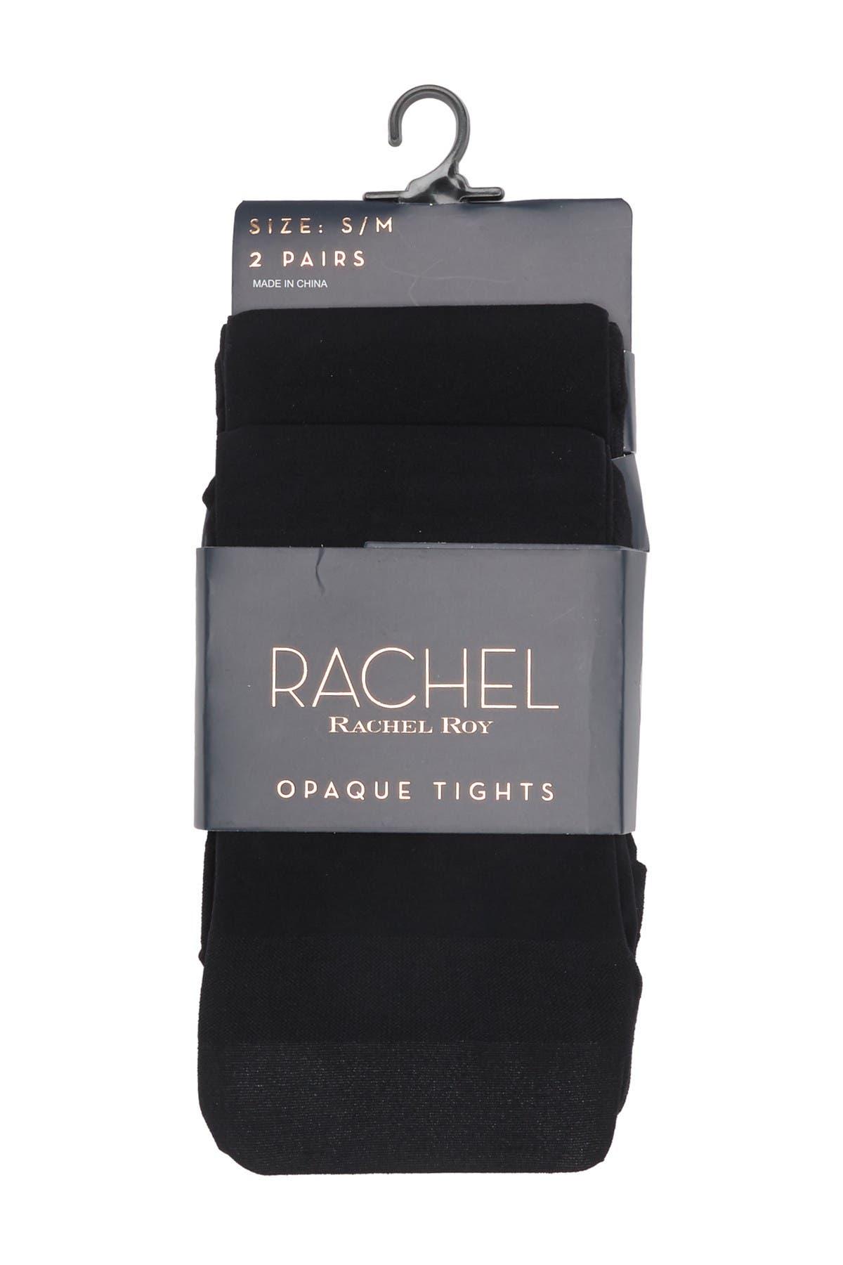 Image of RACHEL Rachel Roy Opaque Tights - Pack of 2