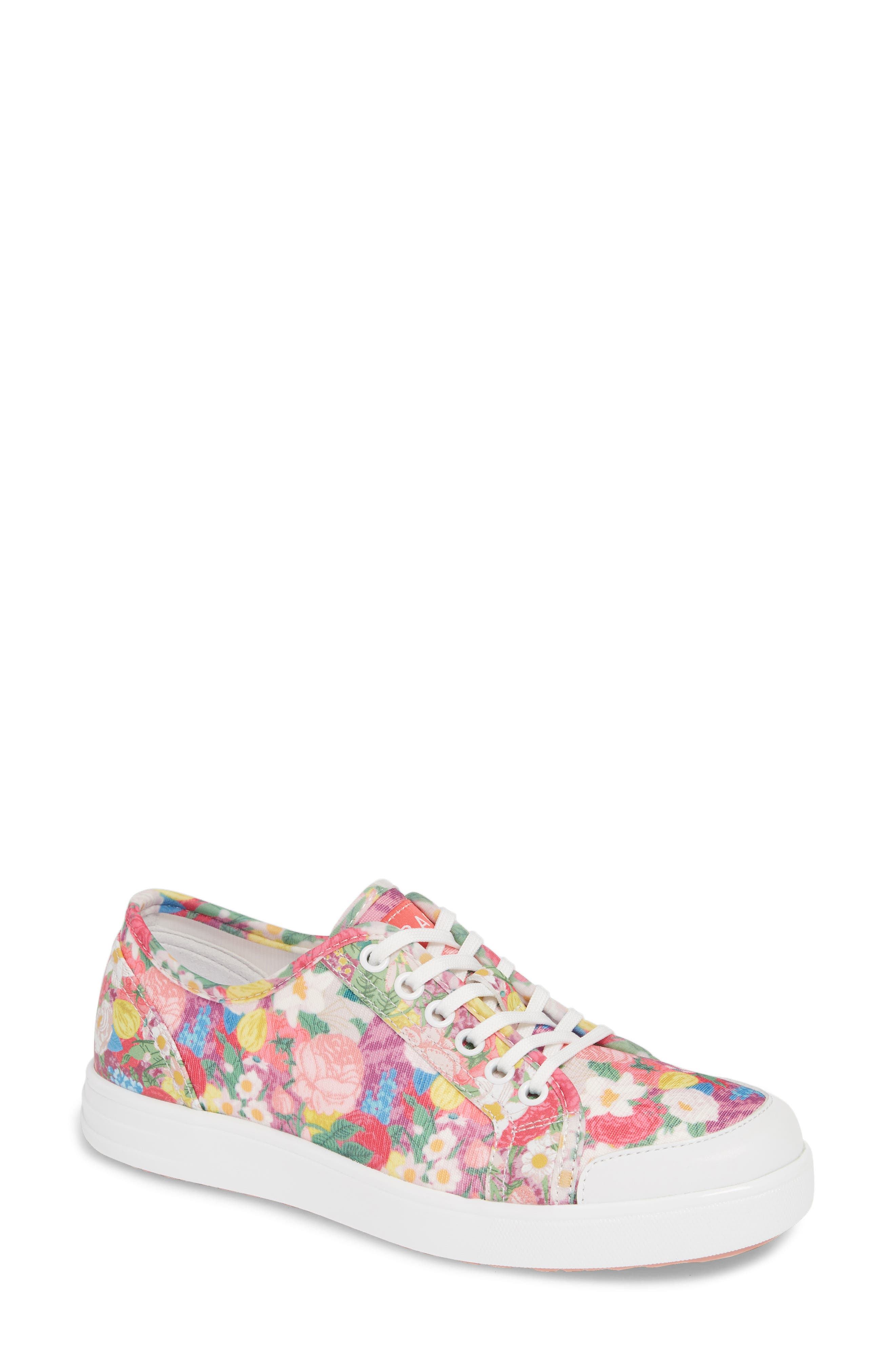 Alegria Sneaq Sneaker - Pink