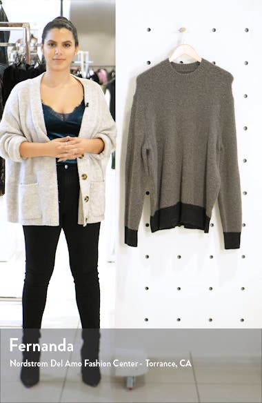 Tremett Bouclé Sweater, sales video thumbnail