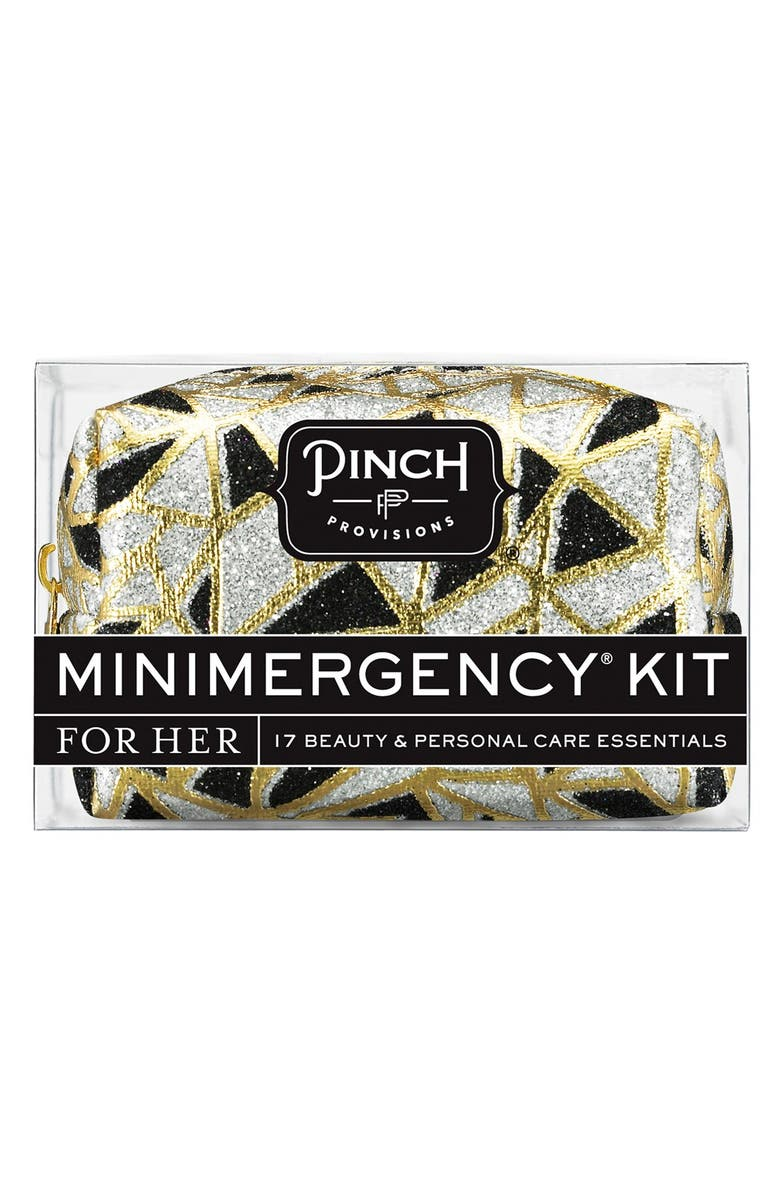 PINCH PROVISIONS 'Icebreaker' Minimergency Kit, Main, color, 710