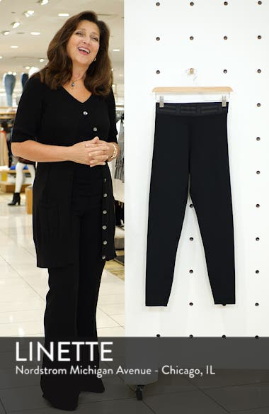 Icon High Waist Leggings, sales video thumbnail