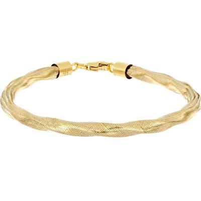 Bony Levy 14K Gold Twisted Bracelet (Nordstrom Exclusive)