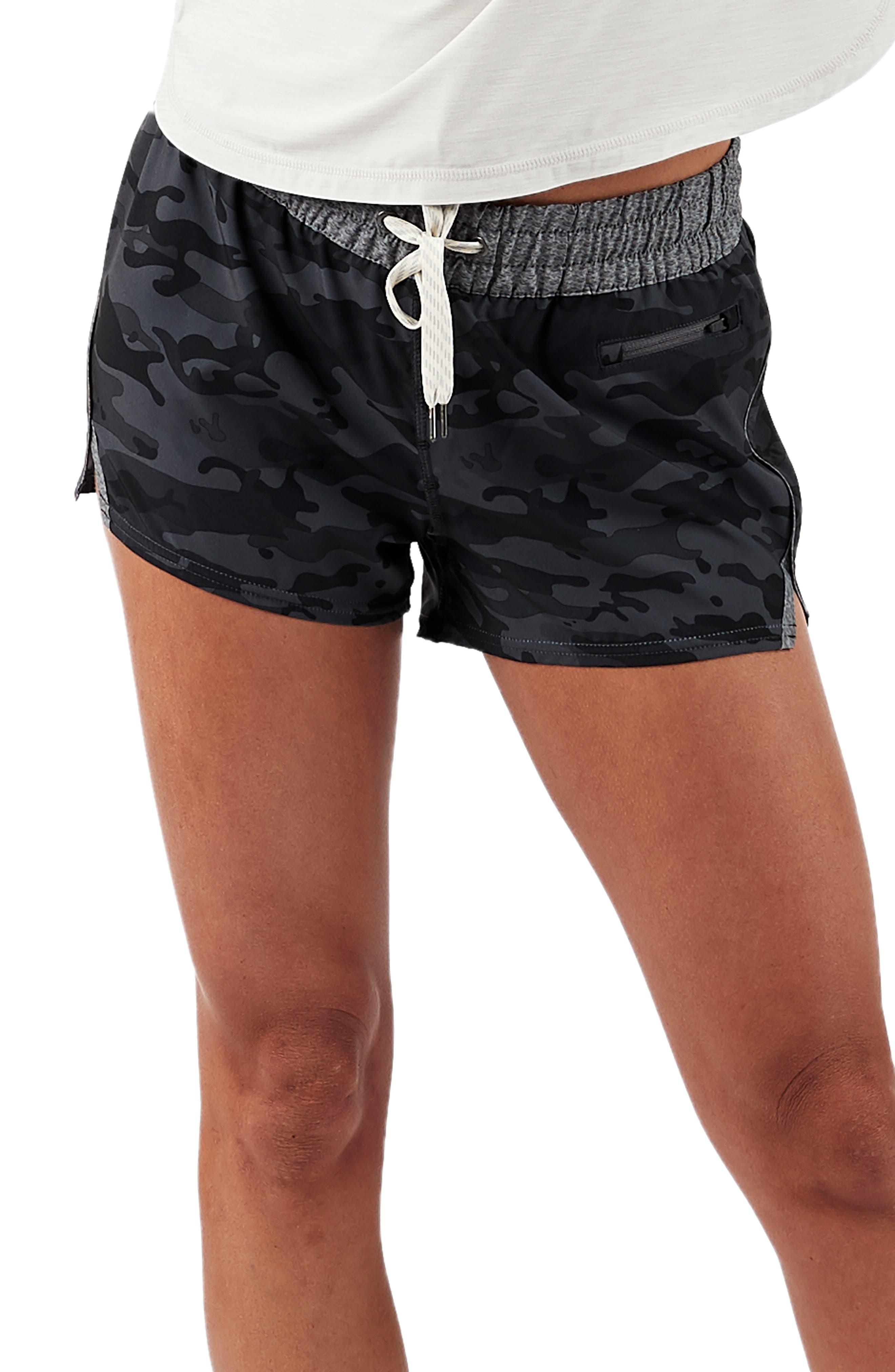 Vuori Clementine Shorts, Black