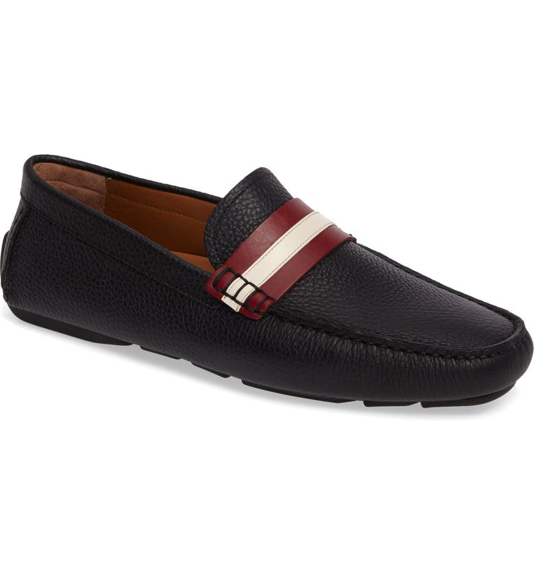 BALLY Walker Driving Shoe, Main, color, 001