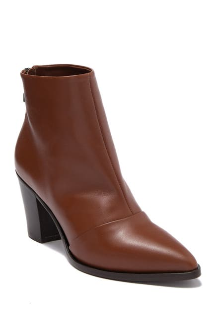 Image of Alberto Fermani Pointed Toe Ankle Boot