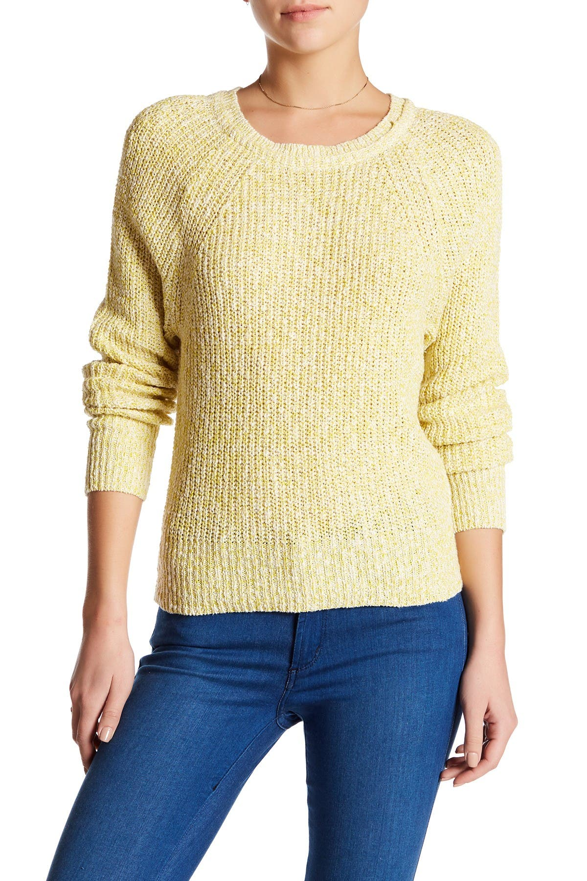 Image of Urban Outfitters Electric City Pullover Sweater
