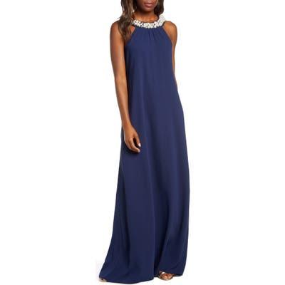 Lilly Pulitzer Shawn Maxi Dress, Blue