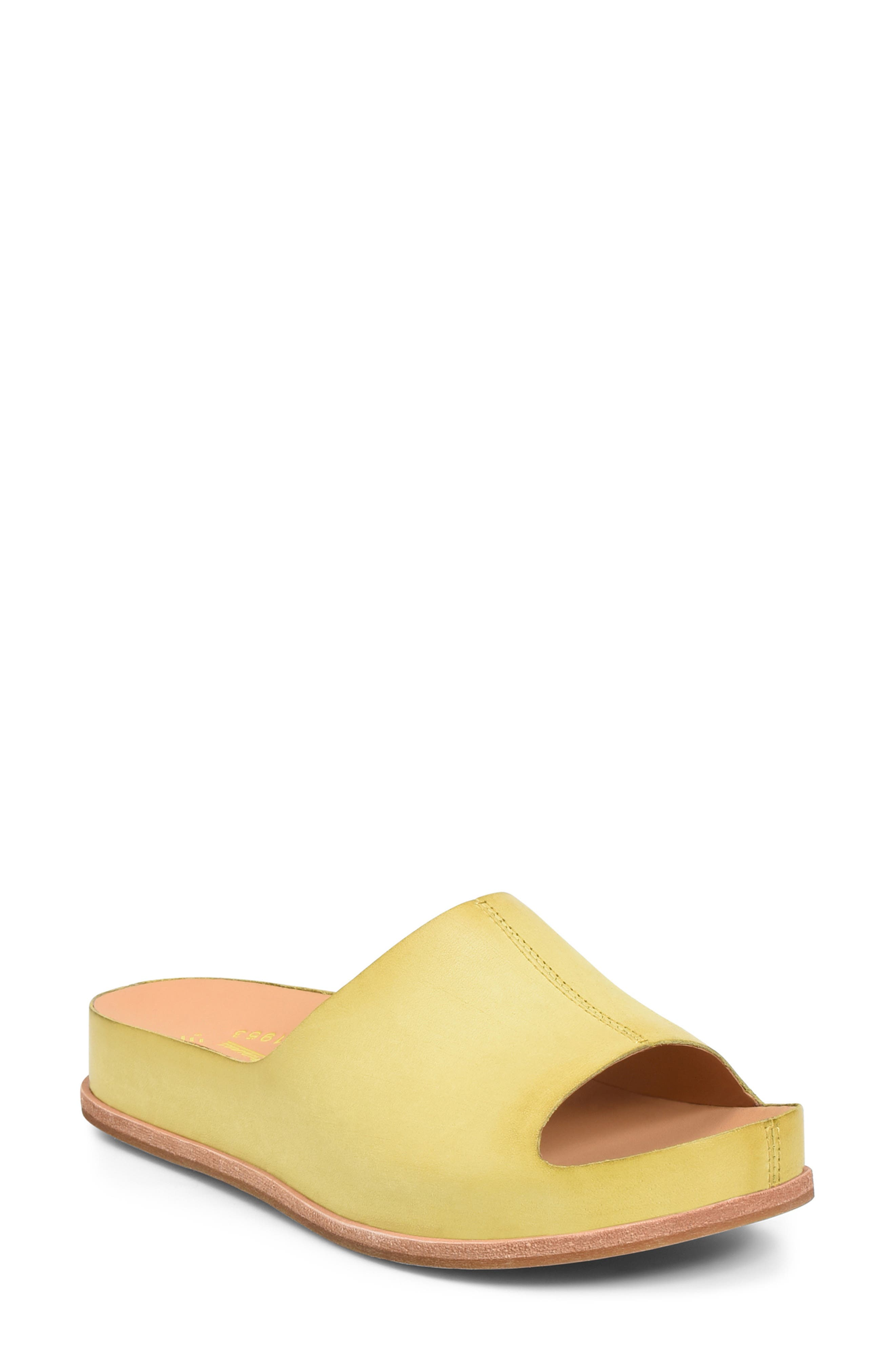 Kork-Ease® 'Tutsi' Slide Sandal (Women)