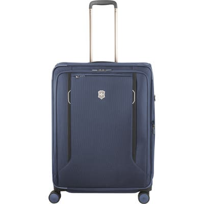 Victorinox Swiss Army Werks 6.0 Large 28-Inch Wheeled Packing Case - Blue