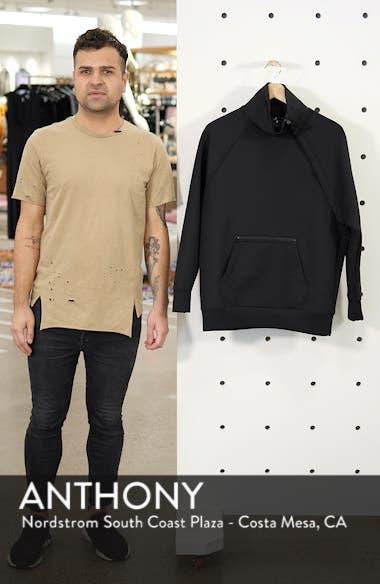 Mock Neck Zip Pullover, sales video thumbnail