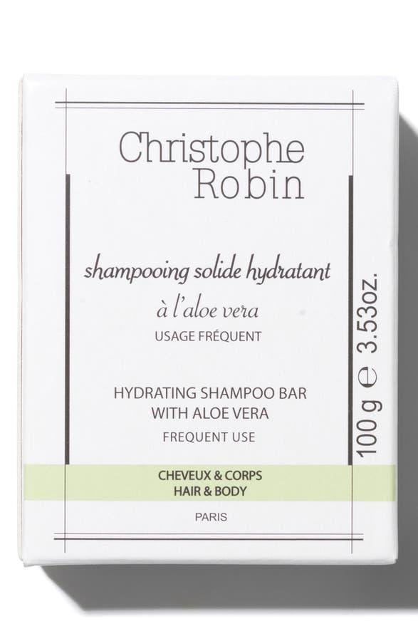 Christophe Robin HYDRATING SHAMPOO BAR