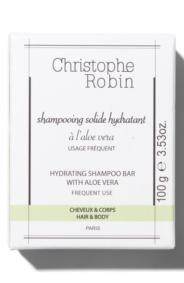 CHRISTOPHE ROBIN Hydrating Shampoo Bar, Main, color, 000