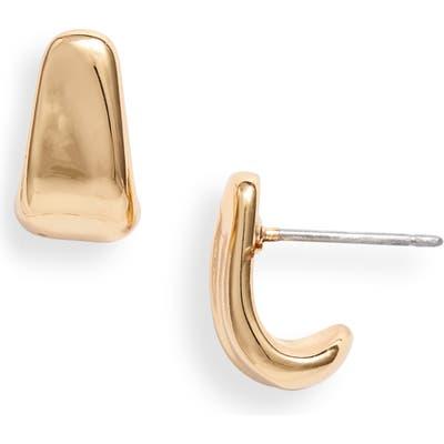 Jenny Bird Juno Huggie Earrings