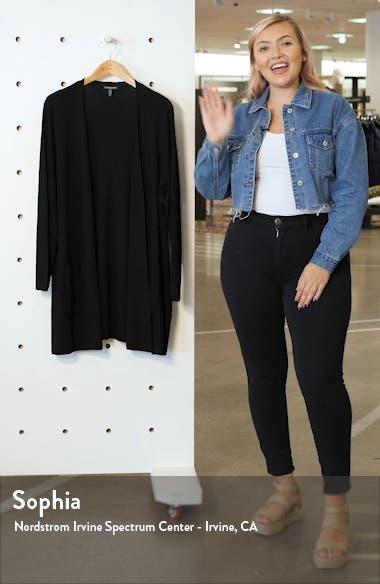 Simple Merino Wool Cardigan, sales video thumbnail