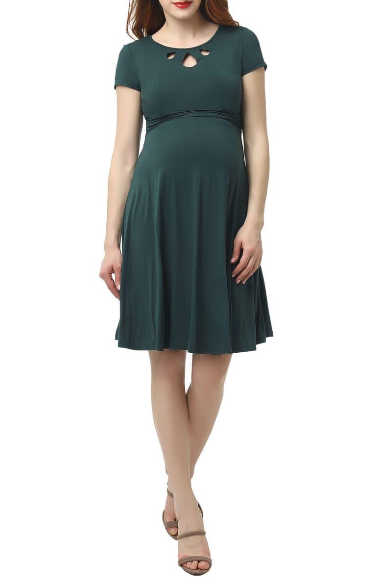 KIMI AND KAI Karly Maternity Dress, Main, color, 300