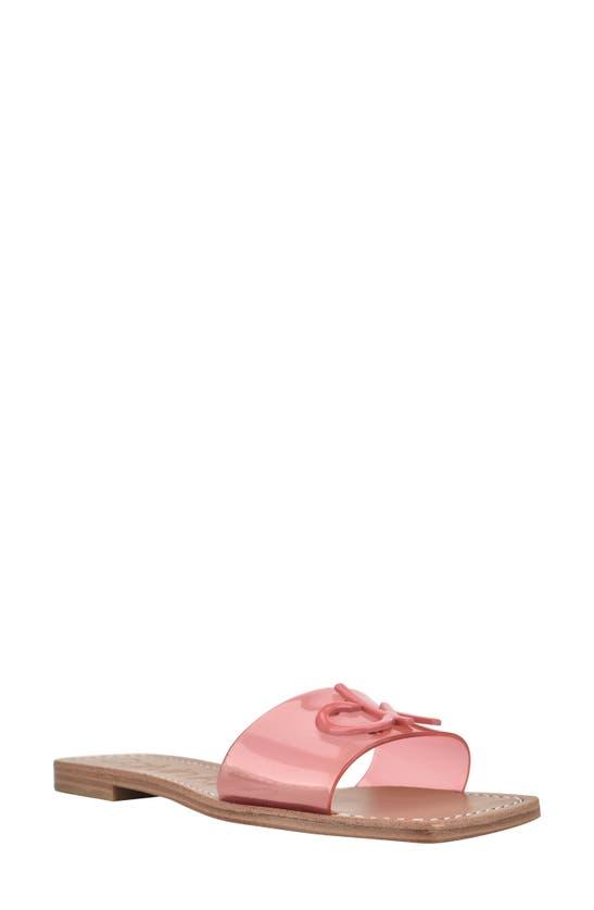 Calvin Klein REBECCA SLIDE SANDAL