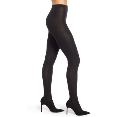 Natori Ribbed Sweater Tights