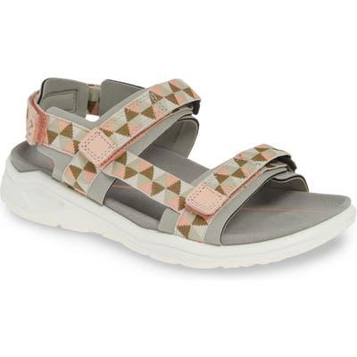 Ecco X-Trinsic Sandal, Grey