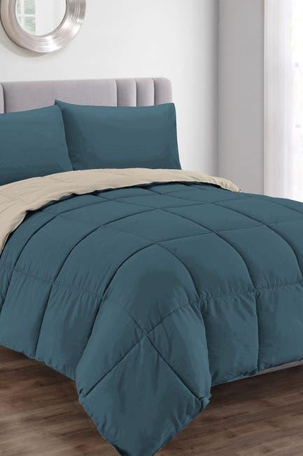 Image of Duck River Textile King Jackson Down Alternative Comforter Set - Multi