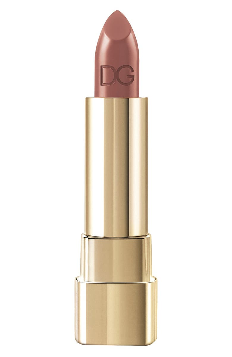 DOLCE&GABBANA BEAUTY Classic Cream Lipstick, Main, color, 255