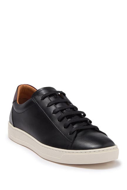 Image of Bruno Magli Diaz Leather Sneaker