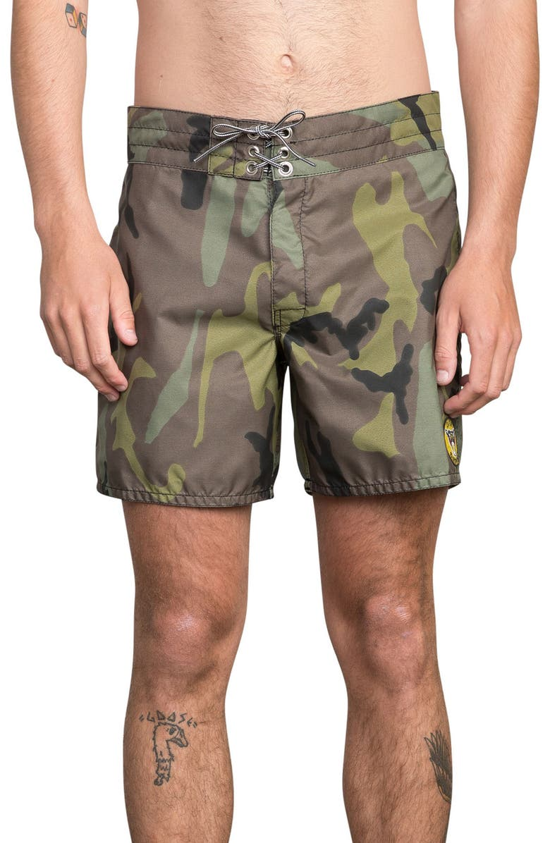 7e8fa4b0a1 x Birdwell Sidewinder Swim Trunks, Main, color, 340